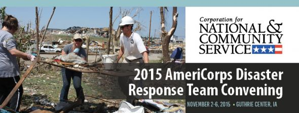 2015 AmeriCorps Disaster Response Team Convening